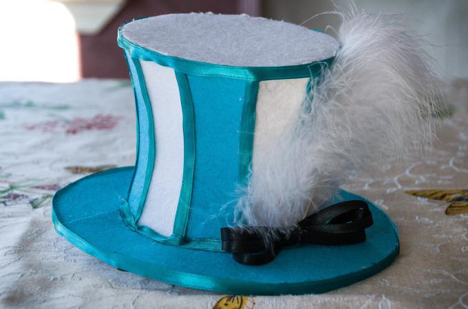 Alice's Mini Top Hat